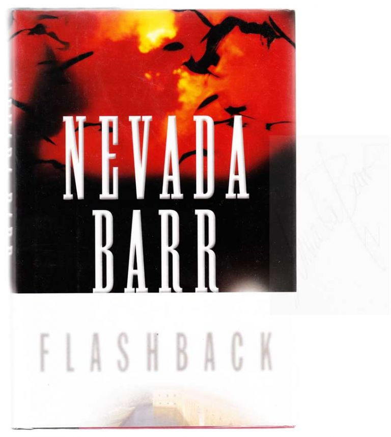 Flashback (Signed First Edition). Nevada BARR.