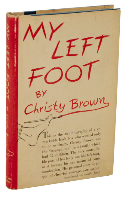 My Left Foot. Christy BROWN.