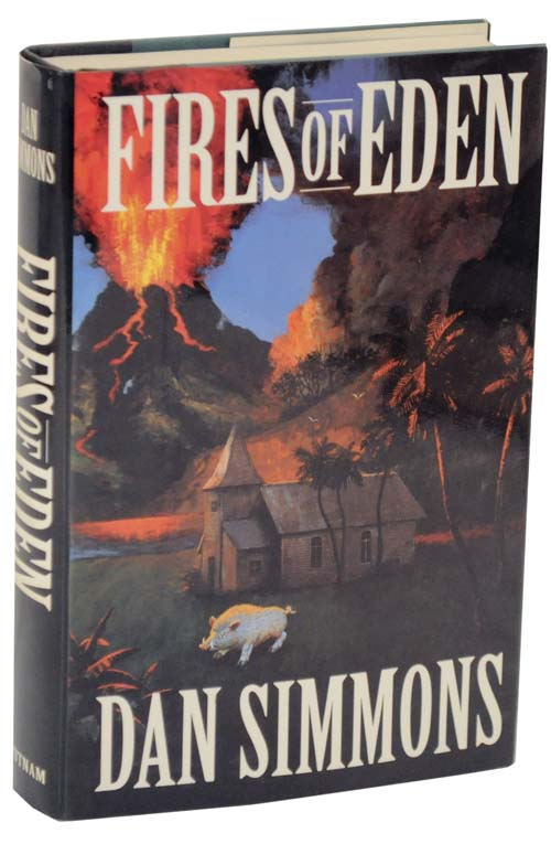 Fires of Eden. Dan SIMMONS.