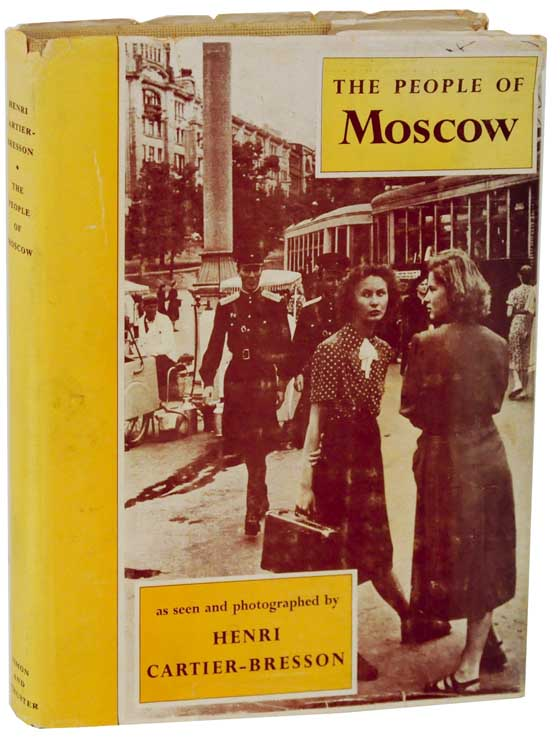 The People of Moscow. Henri CARTIER-BRESSON.