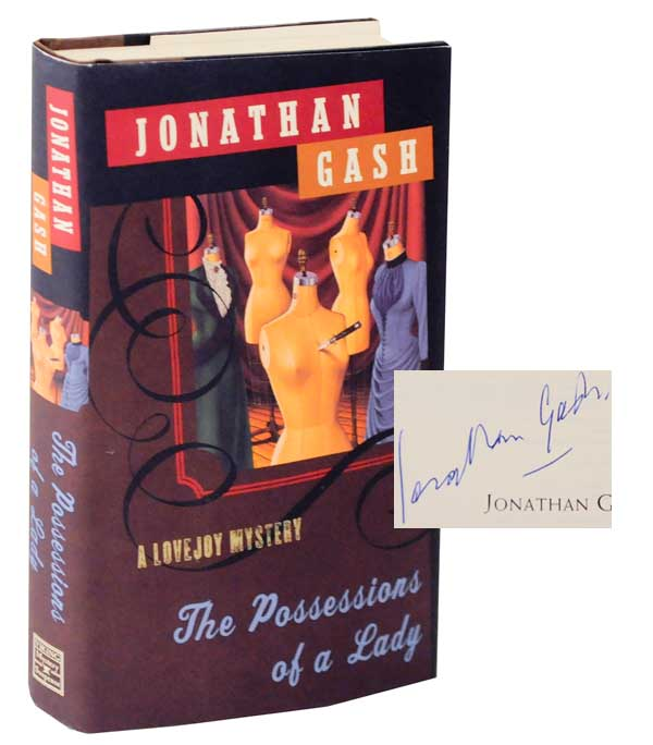 The Possessions of a Lady (Signed First Edition). Jonathan GASH.
