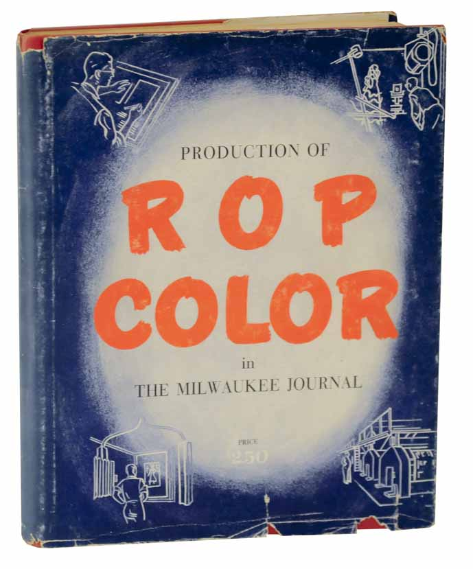 Production of R. O. P. Color in the Milwaukee Journal