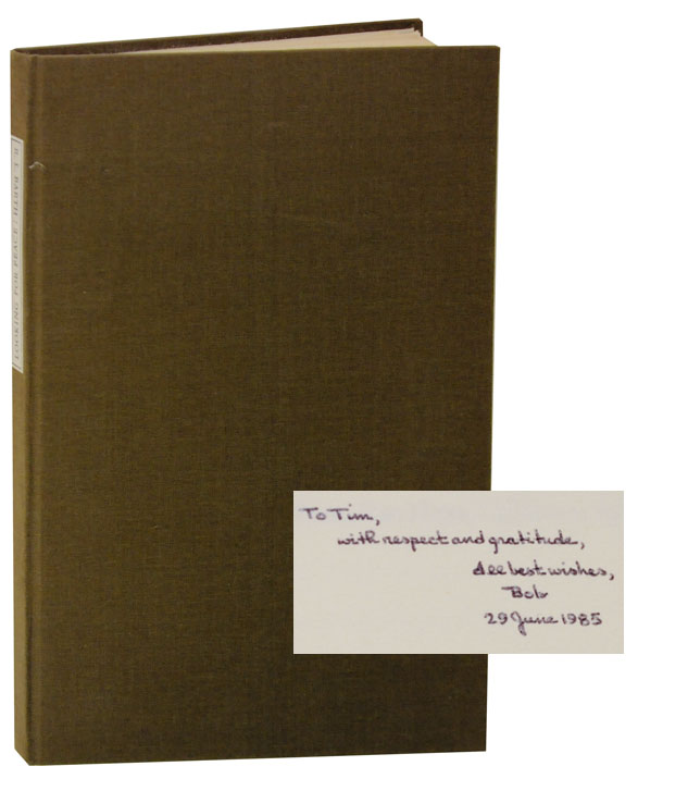 Looking for Peace (Signed Limited Edition). R. L. BARTH.