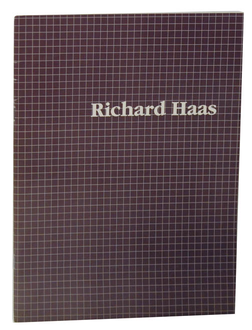 Richard Haas: Architectural Projects 1974-1988. Martin - Richard Haas FILLER.