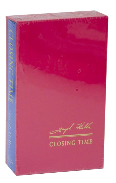 Closing Time (Signed Limited Edition). Joseph HELLER.