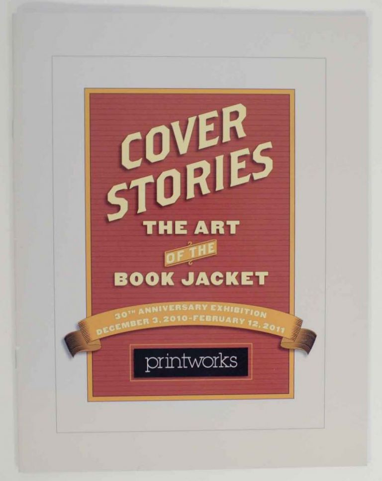Cover Stories: The Art of the Book Jacket