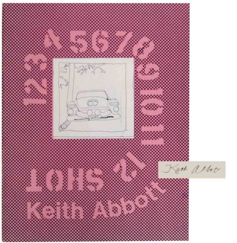 Twelve Shot: A Photopoem (Signed First Edition). Keith ABBOTT.