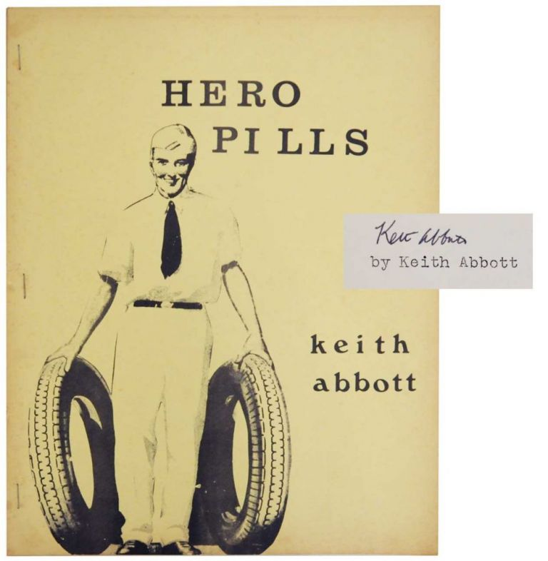 Hero Pills: Stories 1968-69 (Signed First Edition). Keith ABBOTT.