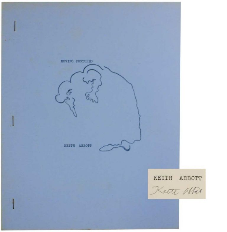 Moving Postures (Signed Limited Edition). Keith ABBOTT.
