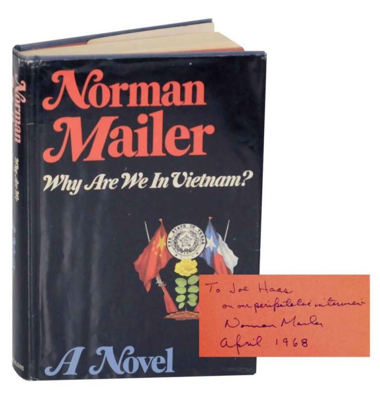 Why Are We in Vietnam? (Signed First Edition). Norman MAILER.