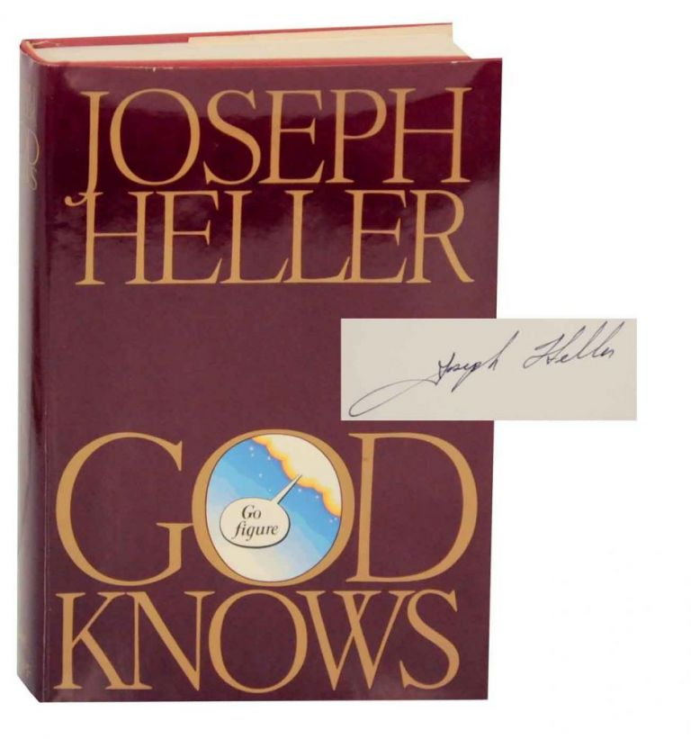 God Knows (Signed First Edition). Joseph HELLER.