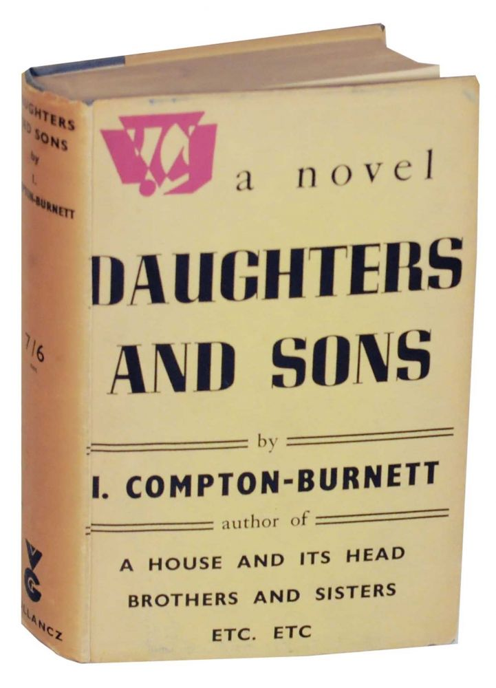 Daughters and Sons. I. COMPTON-BURNETT.