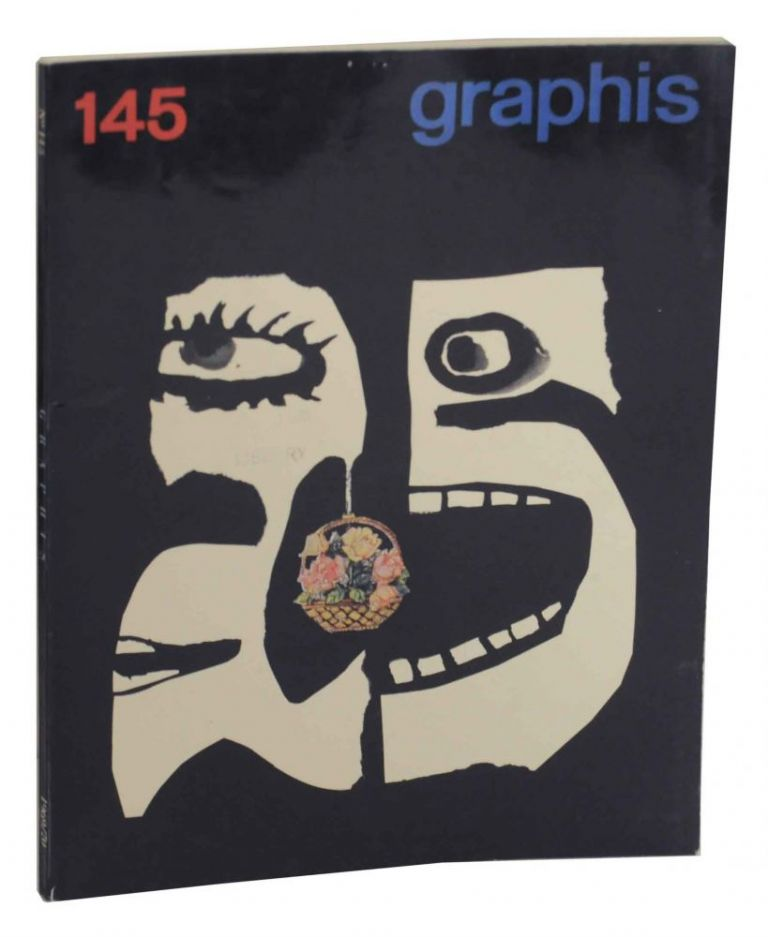 Graphis 145. Walter HERDEG, and publisher.