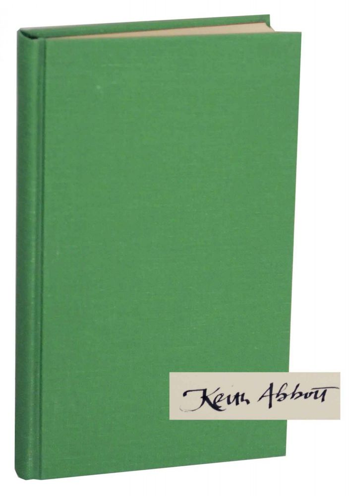 Gush: A Novel About Unemployment in California Starring the Gush Family (Signed First Edition). Keith ABBOTT.