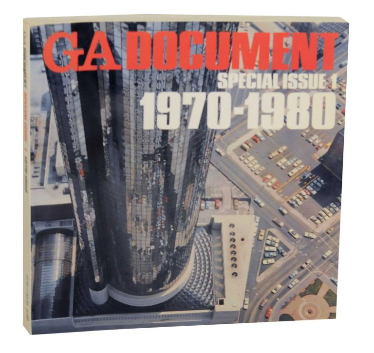 GA Document Special Issue 1 1970-1980
