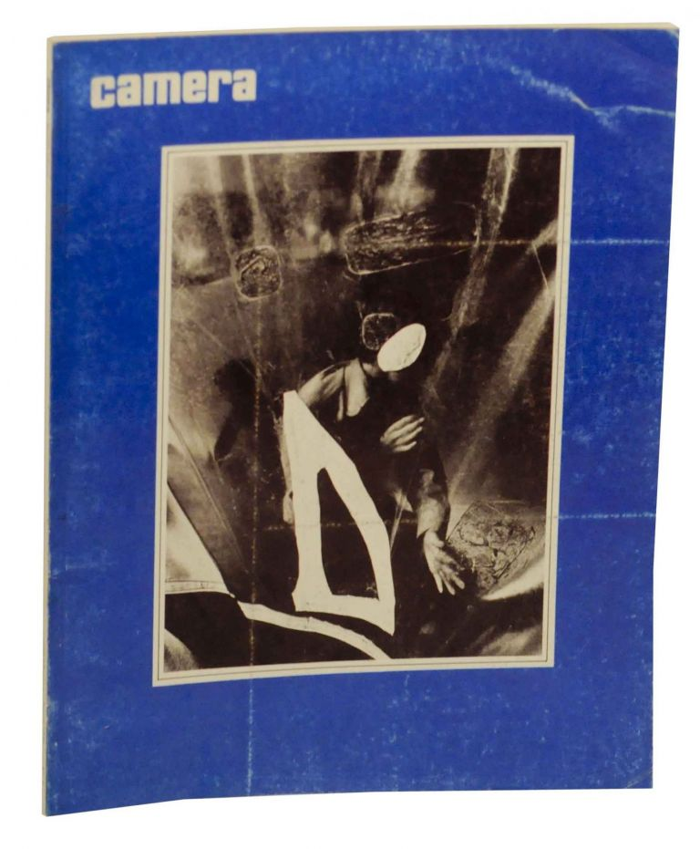 Camera - August 1976 (International Magazine of Photography and Cinematography). Allan PORTER.