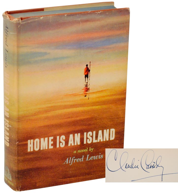 Home Is An Island. Alfred LEWIS.