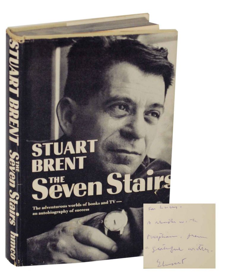 The Seven Stairs (Signed First Edition). Stuart BRENT.