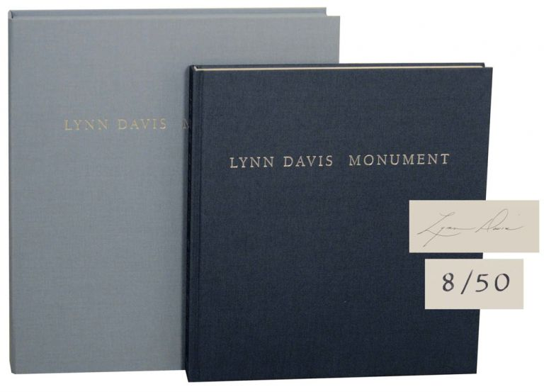 Monument (Signed Limited Edition). Lynn DAVIS.