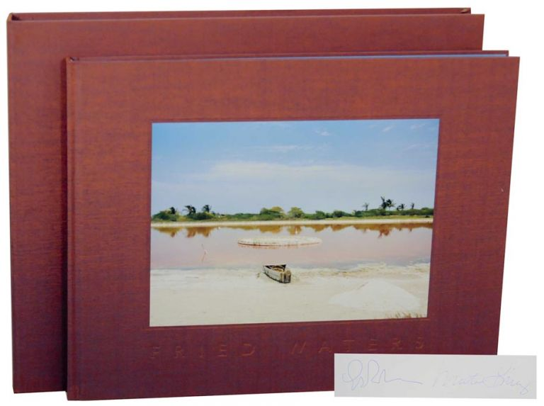 Fried Waters (Signed Limited Edition). Eduardo DEL VALLE, Mirta Gomez.