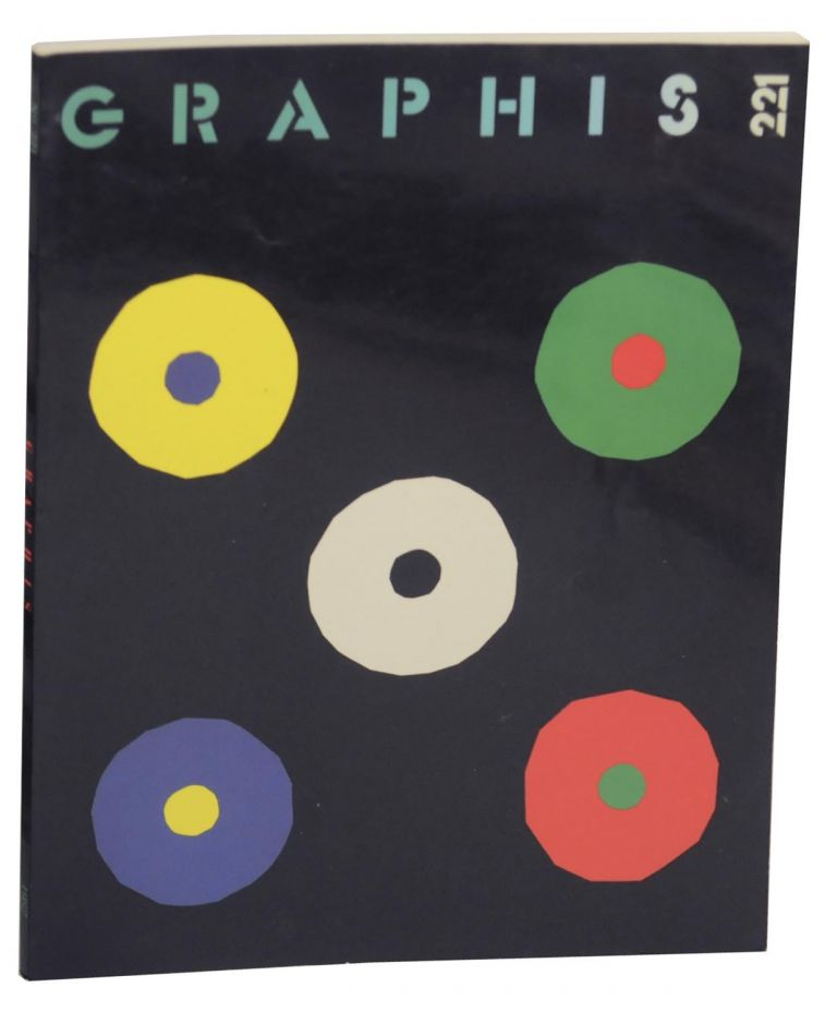 Graphis 221 - September/October 1982. Walter HERGEG.