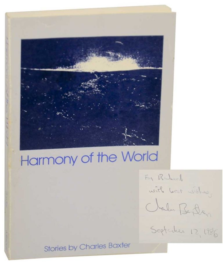 Harmony of the World (Signed). Charles BAXTER.