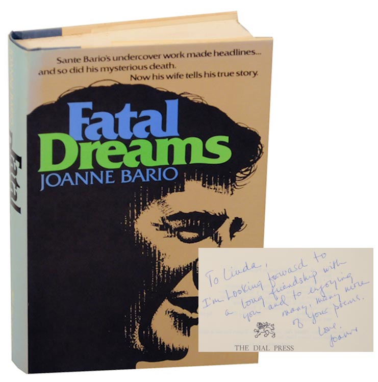 Fatal Dreams (Signed First Edition). Joanne BARIO.