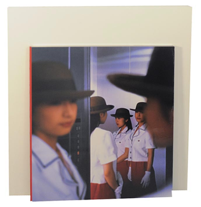 White Casket (Limited Edition with a C-Print). Miwa YANAGI, Aomi Okabe.