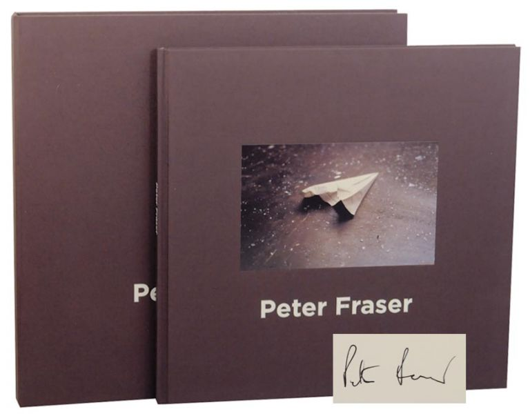 Peter Fraser (Signed Limited Edition). Peter FRASER, Gerry Badger.