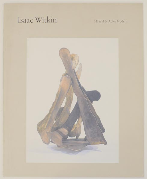 Isaac Witkin. Isaac WITKIN.