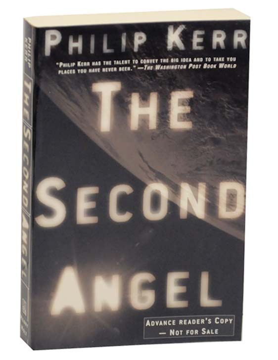The Second Angel. Philip KERR.