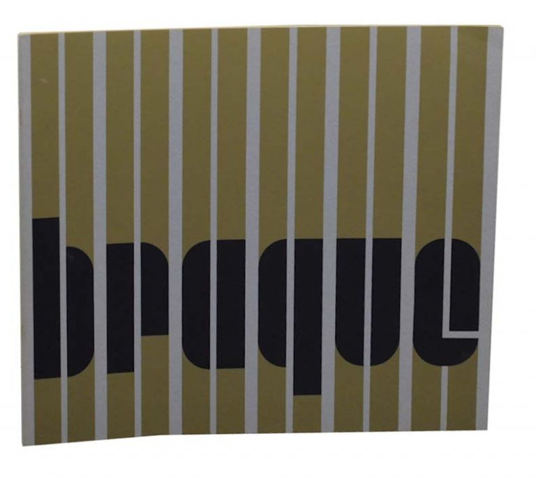 Homage to Georges Braque. Georges BRAQUE, Allon T. Schoener.
