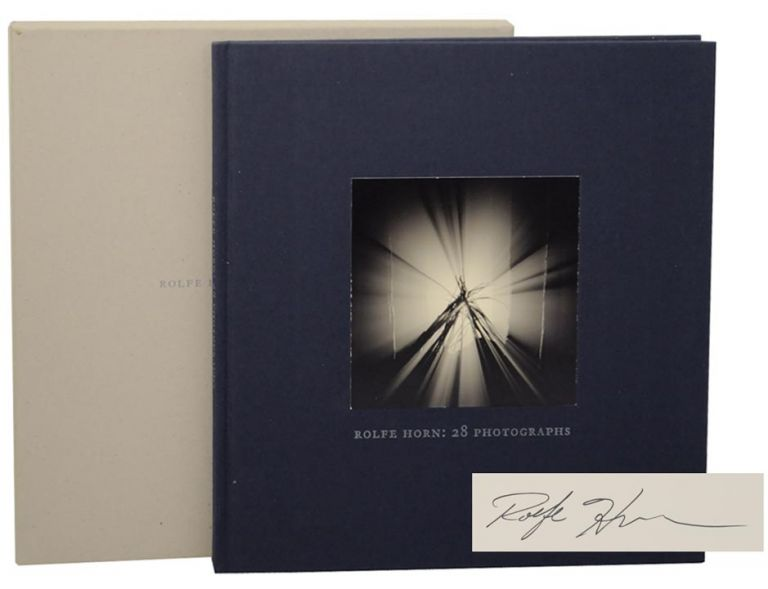 Rolfe Horn: 28 Photographs (Signed Limited Edition). Rolfe HORN.