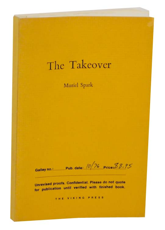 The Takeover. Muriel SPARK.