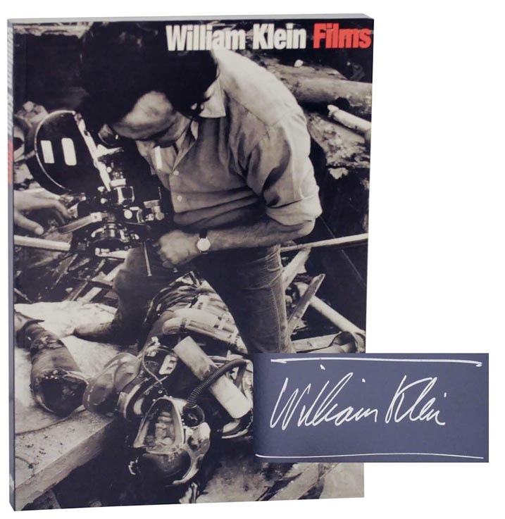 Films (Signed First Edition). William KLEIN.