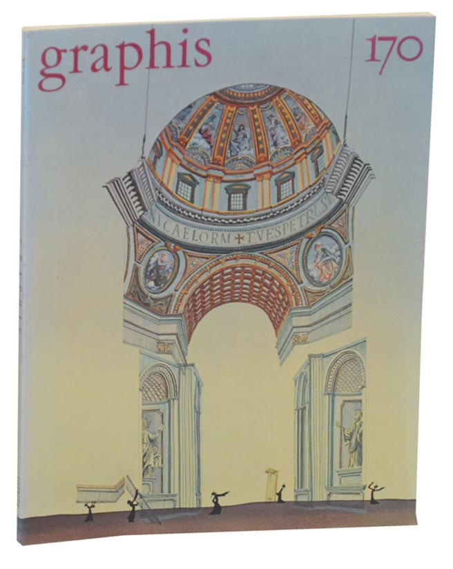 Graphis Number 170, Issue 29. Walter HERGEG.