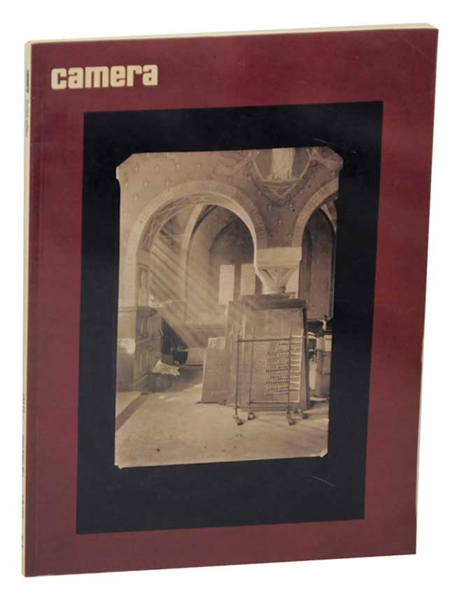 Camera - June 1973 (International Magazine of Photography and Cinematography). Allan PORTER.