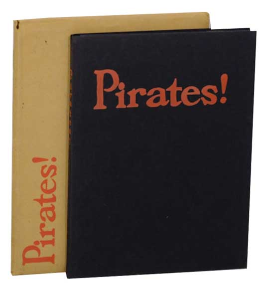 Pirates! or, The Cruise of the Black Revenge. Kendall BANNING, Gustave Baumann.