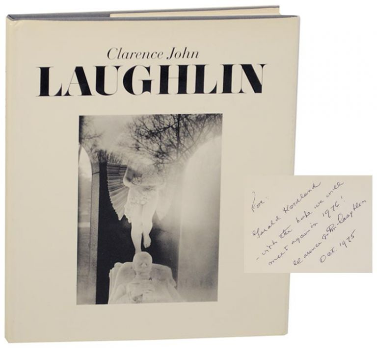 Clarence John Laughlin: The Personal Eye (Signed First Edition). Clarence John LAUGHLIN, Lafcadio Hearn.