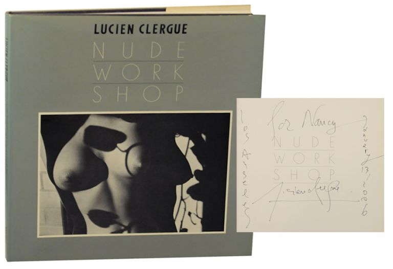 Nude Workshop (Signed First Edition). Lucien CLERGUE.