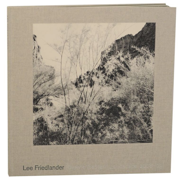 Recent Western Landscapes 2008-09. Lee FRIEDLANDER, Klaus Kertess.