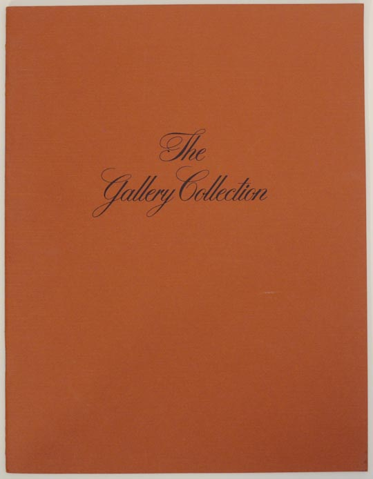The Gallery Collection 19th & 20th Century American & European Paintings