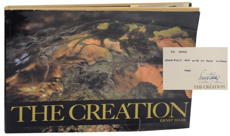 The Creation (Signed First Edition). Ernst HAAS.