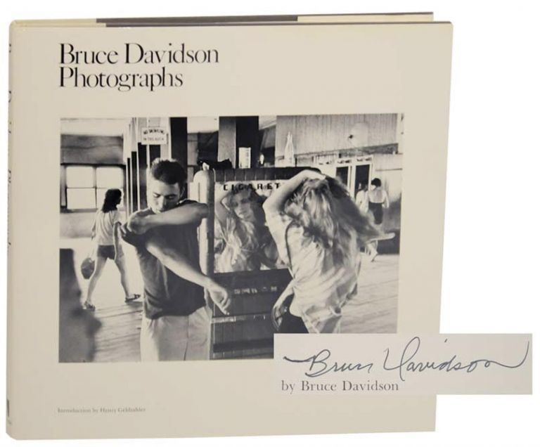Photographs (Signed First Edition). Bruce DAVIDSON.