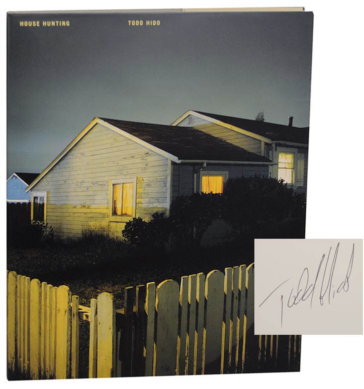House Hunting (Signed). Todd HIDO, A M. Homes.
