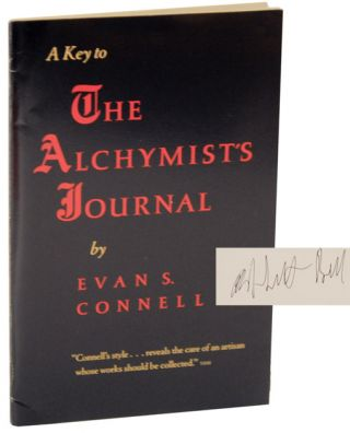 The Alchymist's Journal (Signed Uncorrected Proof)