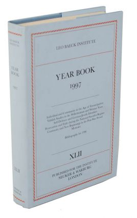 Leo Baeck Institute Year Book 1997 XLII. J. A. S. GRENVILLE
