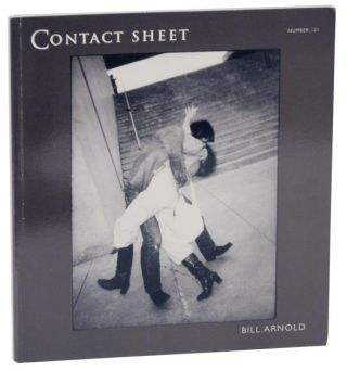 Bill Arnold: Everyday Poetry - Contact Sheet Number 121:. Bill ARNOLD