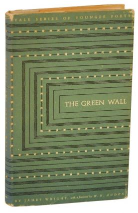 The Green Wall. James WRIGHT