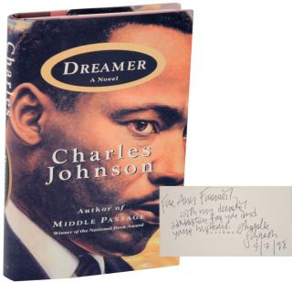 Dreamer (Signed Association Copy). Charles JOHNSON